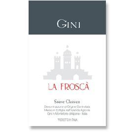 2013 Gini La Frosca Soave Classico