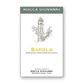 2012 Rocca Giovanni Barolo DOCG Piemonte