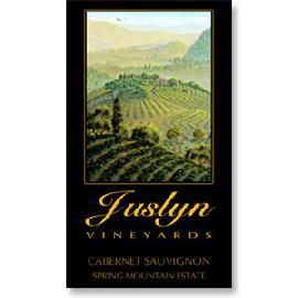 2013 Juslyn Vineyards Cabernet Sauvignon Estate Spring Mountain District Napa Valley