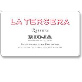 2010 La Tercera Rioja Reserva