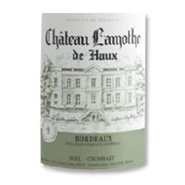 2015 Chateau Lamothe de Haux Bordeaux Blanc
