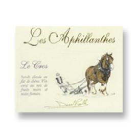 """2014 Domaine Les Aphillanthes Syrah Côtes-du-Rhône """"Le Cros"""""""