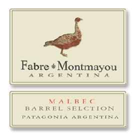 2013 Fabre Montmayou Malbec Barrel Selection Patagonia
