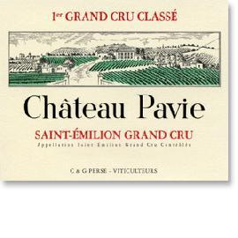 2010 Chateau Pavie Saint-Émilion