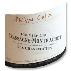 2012 Philippe Colin Chassagne-Montrachet Les Chenevottes