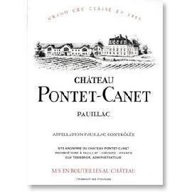 2008 Chateau Pontet Canet Pauillac