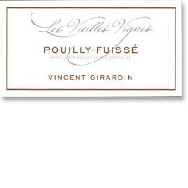 2013 Vincent Girardin Pouilly-Fuisse Les Vieilles Vignes