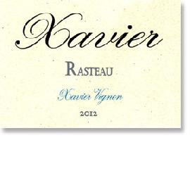 2012 Xavier Vignon Rasteau