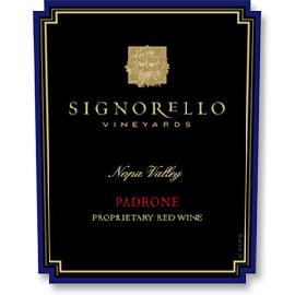 2012 Signorello Estate Padrone Proprietary Red Napa Valley
