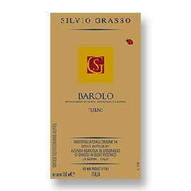 2013 Silvio Grasso Turne Barolo DOCG