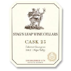 2012 Stag's Leap Wine Cellars Cabernet Sauvignon Cask 23