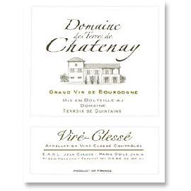 2015 Domaine des Terres de Chatenay Vire-Clesse Quintaine