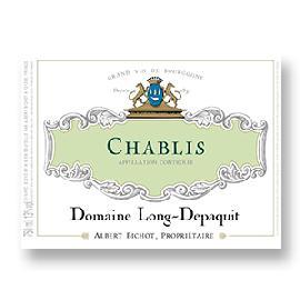 2015 Domaine Long-Depaquit Chablis AOC