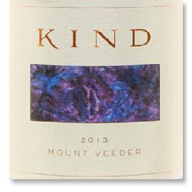 2013 Kind Cellars Syrah Lampyridae Vineyard Mt. Veeder