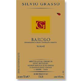 2007 Silvio Grasso Barolo Turne