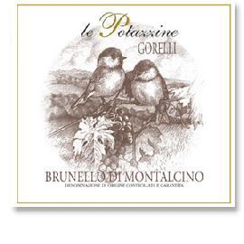 2008 Le Potazzine (Gorelli) Brunello di Montalcino
