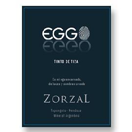 2014 Zorzal Eggo Tinto de Tiza Tupungato Mendoza