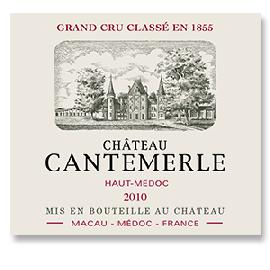 2010 Chateau Cantemerle Haut-Medoc