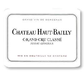 2012 Chateau Haut-Bailly Pessac Leognan