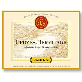 2012 E. Guigal Crozes Hermitage