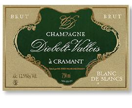 NV Diebolt-Vallois Blanc de Blancs Brut