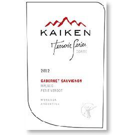 2012 Kaiken Terroir Series Cabernet Sauvignon