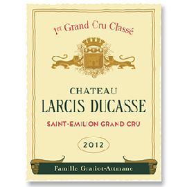 2012 Chateau Larcis Ducasse Saint-Emilion