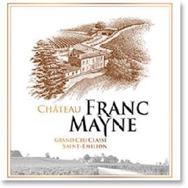 2010 Chateau Franc Mayne Saint-Emilion Grand Cru