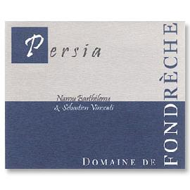 2011 Domaine de Fondreche Cotes du Ventoux Cuvee Persia