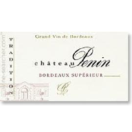 2012 Chateau Penin Bordeaux Superior Tradition