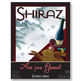 2013 Fowles Wine Shiraz Are You Game Victoria