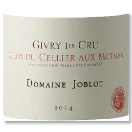 2014 Domaine Joblot Givry 1er Cru Clos des Cellier aux Moines