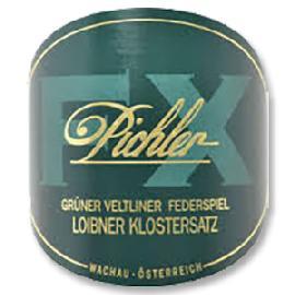 2014 F.X. Pichler Gruner Veltliner Federspiel Loibner Klostersatz