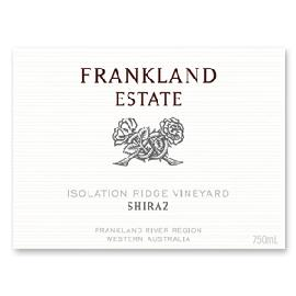2011 Frankland Estate Shiraz Isolation Ridge Vineyard Frankland River