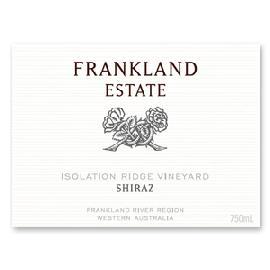 2011 Frankland Estate Shiraz Isolation Ridge Vineyard Frankland River
