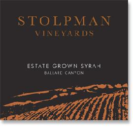 2015 Stolpman Vineyards Syrah Ballard Canyon