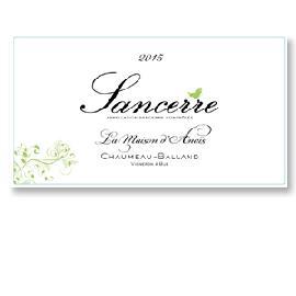 2015 Chaumeau Balland Sancerre Blanc