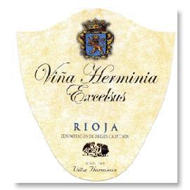 2012 Vina Herminia Rioja Excelsus