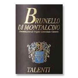 2012 Talenti Brunello di Montalcino DOCG
