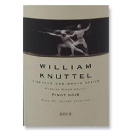 2013 William Knuttel Pinot Noir Rued Mount Olivet Vineyard