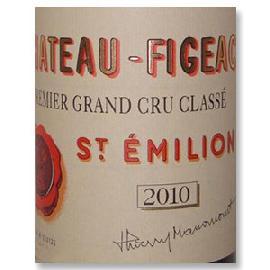 2010 Chateau Figeac Saint-Emilion Premier Grand Cru Classe