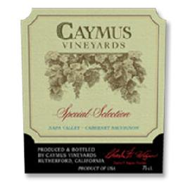 2014 Caymus Vineyards Special Selection Cabernet Sauvignon