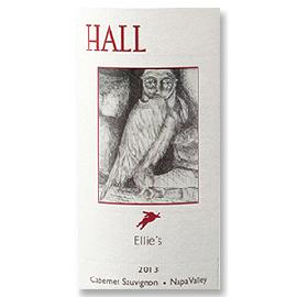 "2013 HALL Napa Valley ""Ellie's"" Cabernet Sauvignon"