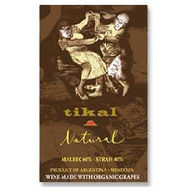 2013 Tikal Natural Prop Red Vista Flores Uco Valley