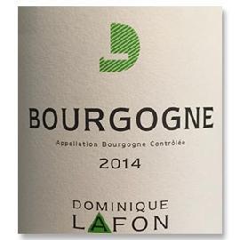 2014 Dominique Lafon Bourgogne Blanc