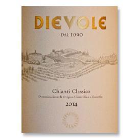2014 Dievole Chianti Classico DOCG