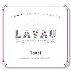2015 Lavau Tavel Rosé