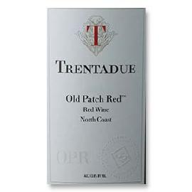 2015 Trentadue Winery  Old Patch Red Lot #43
