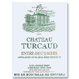 2016 Chateau Turcaud Entre Deux Mers Blanc