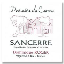 2016 Dominique Roger Domaine du Carrou Rosé Sancerre Loire